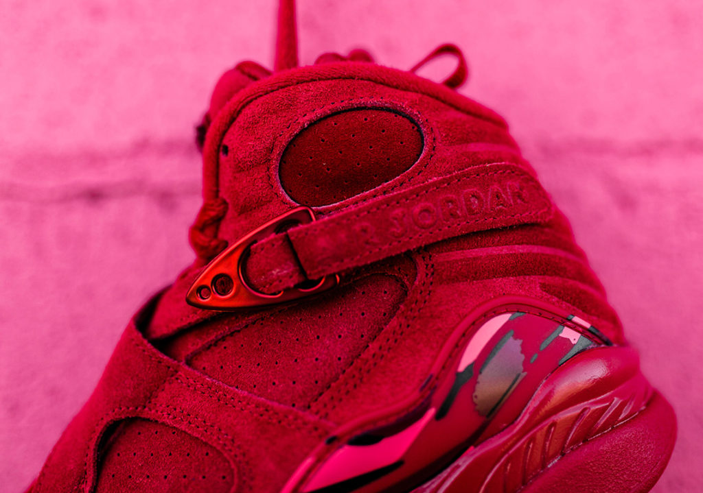 the latest a2847 41044 Red Air Jordan 8 For Valentine's Day – HIGHSPEED Magazine