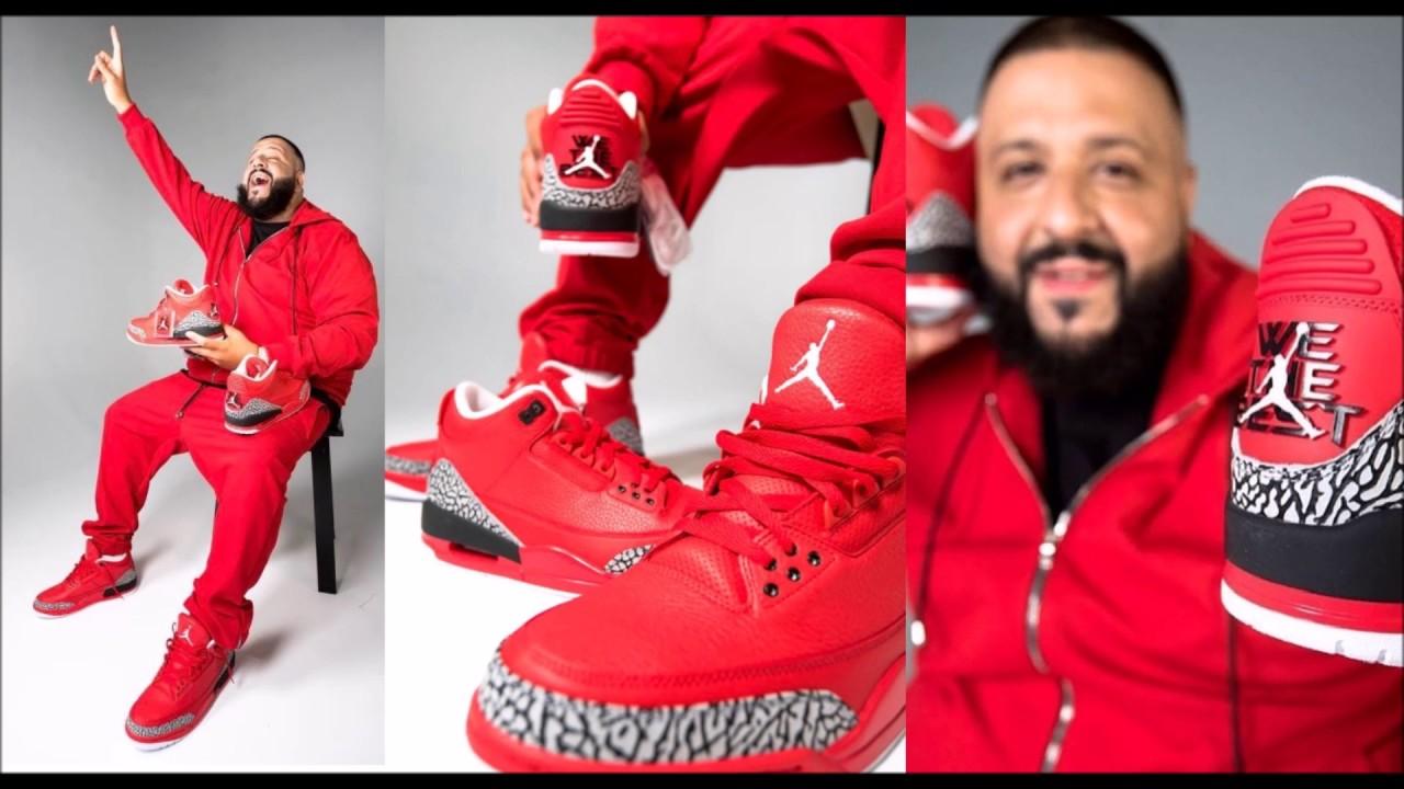 cec76c8bc26 DJ Khaled Talks New Jordan Collaboration – HIGHSPEED Magazine